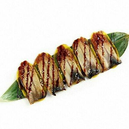 Унаги сашими
