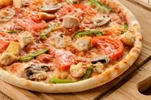 Пицца КУРИНАЯ (26см)